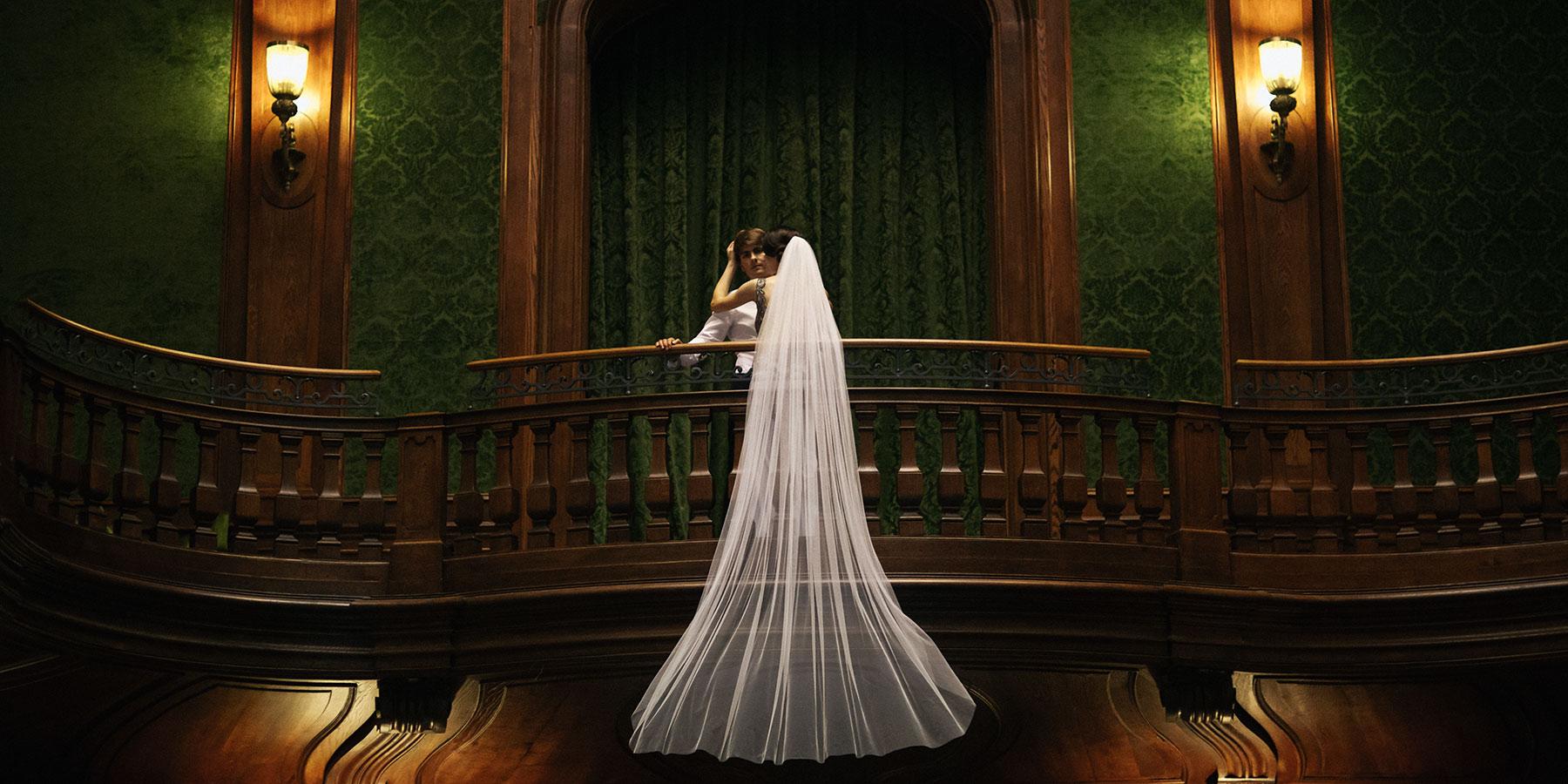 Slub w Palacu Goetz