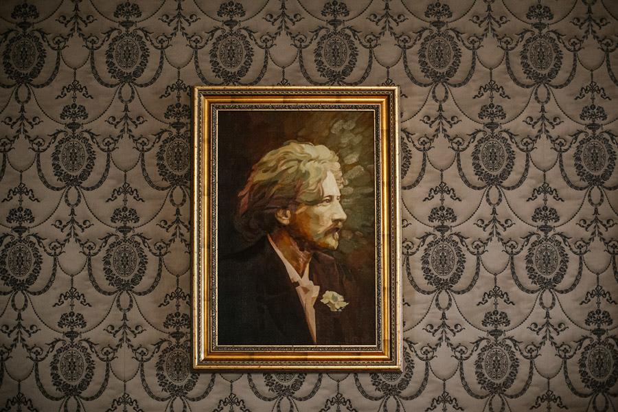 Ignacy Paderewski Dworek