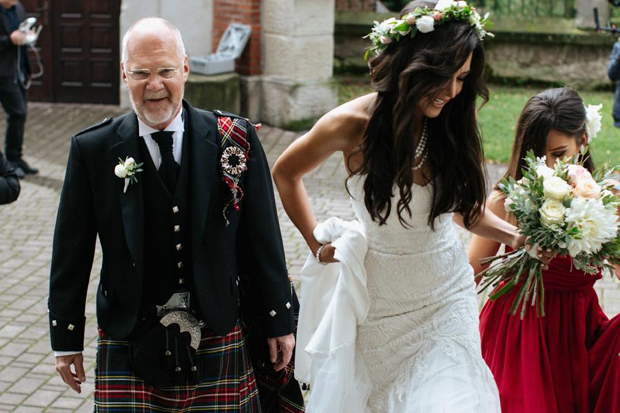 Ślub wTarnowie