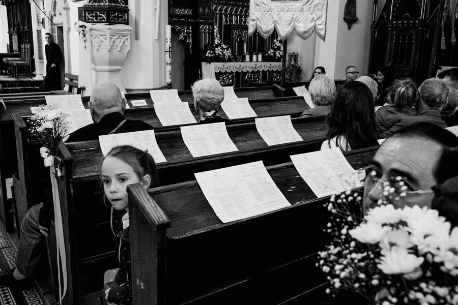 Śpiew ślubny do kościoła