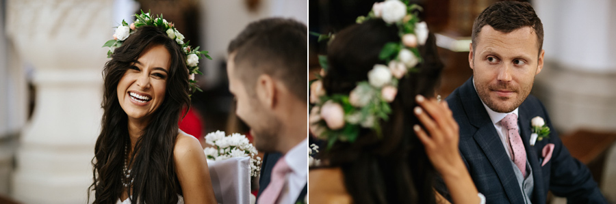 Sesja ślubna porterowa