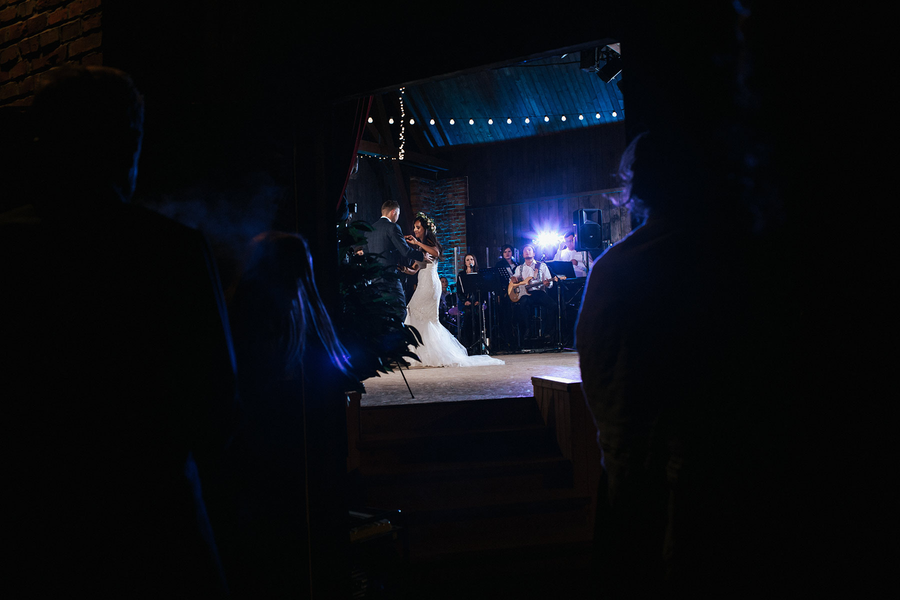 Kąśna Dolna wesele rustykalne